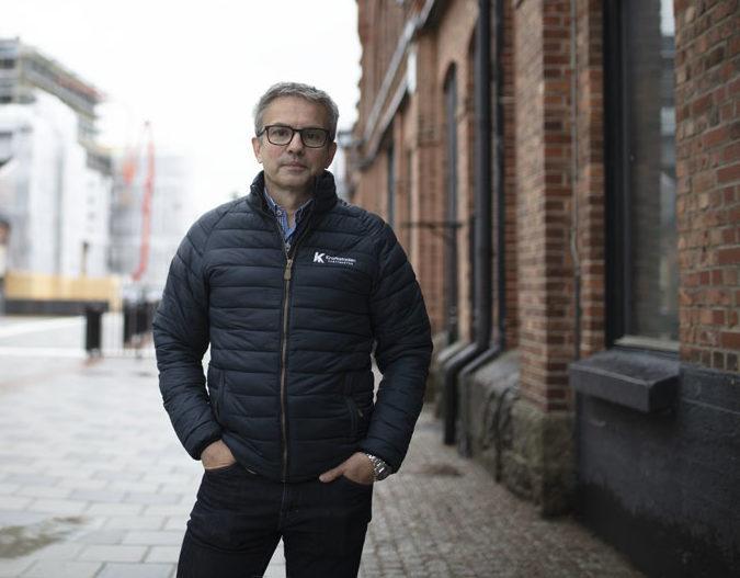 VD Anders Torslid